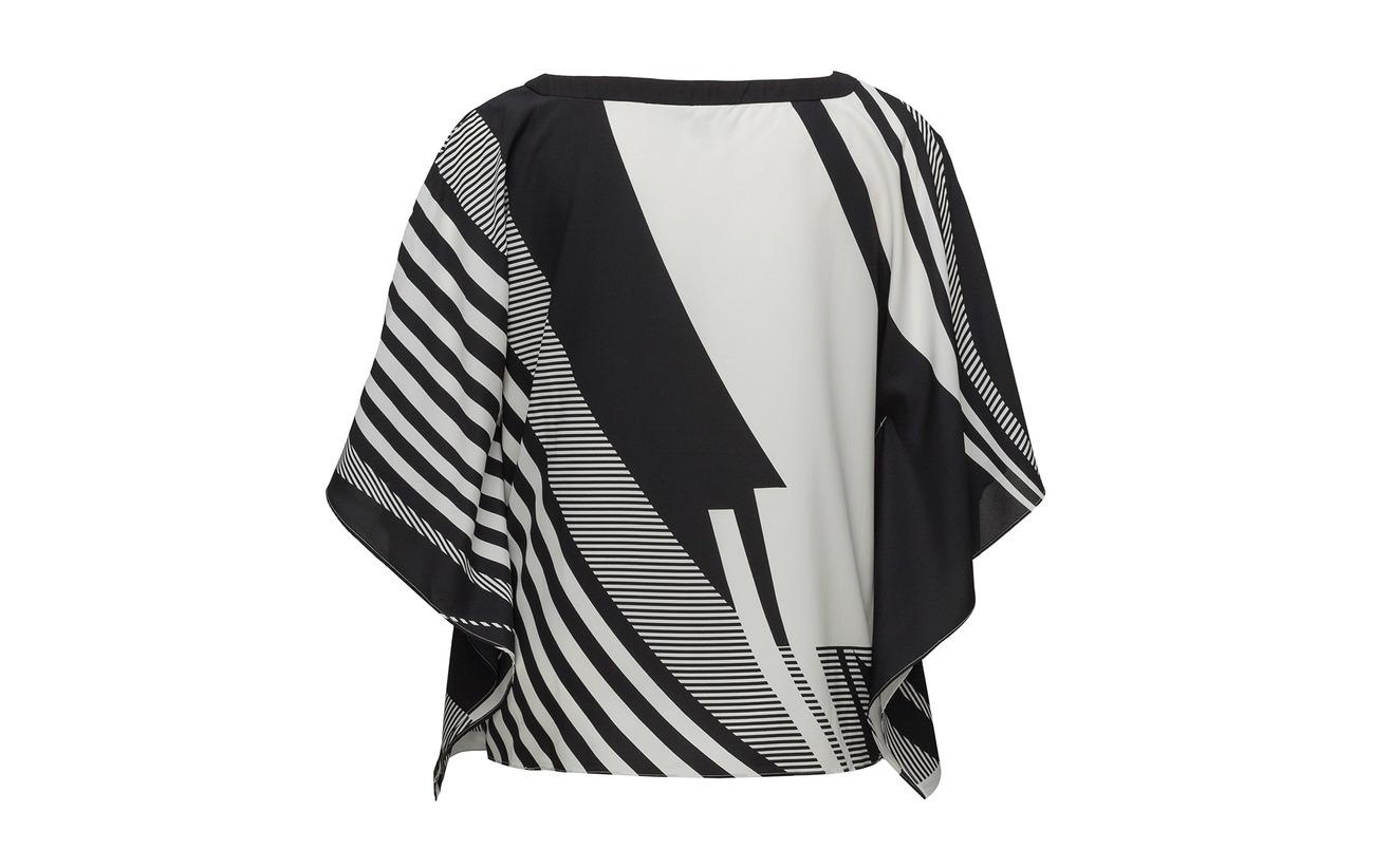 94 cream Lauren shirt Poly Elastane 6 Black Women Coton Cdc SrnxCWApn