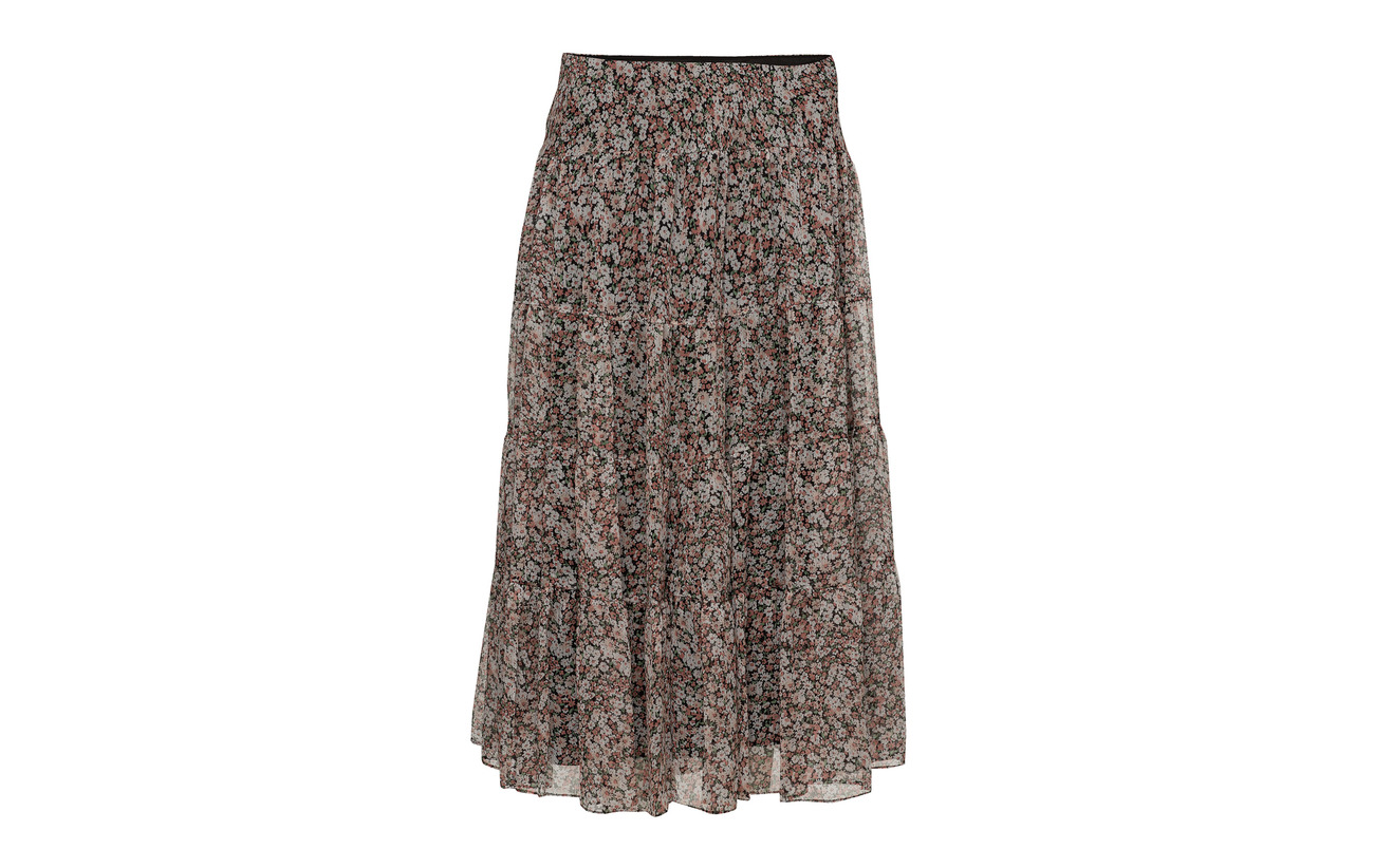 Skirt Blush 100 Polyester Lauren Crinkle Multi Ggt Poly ruffle Women Uavpxq6Xw