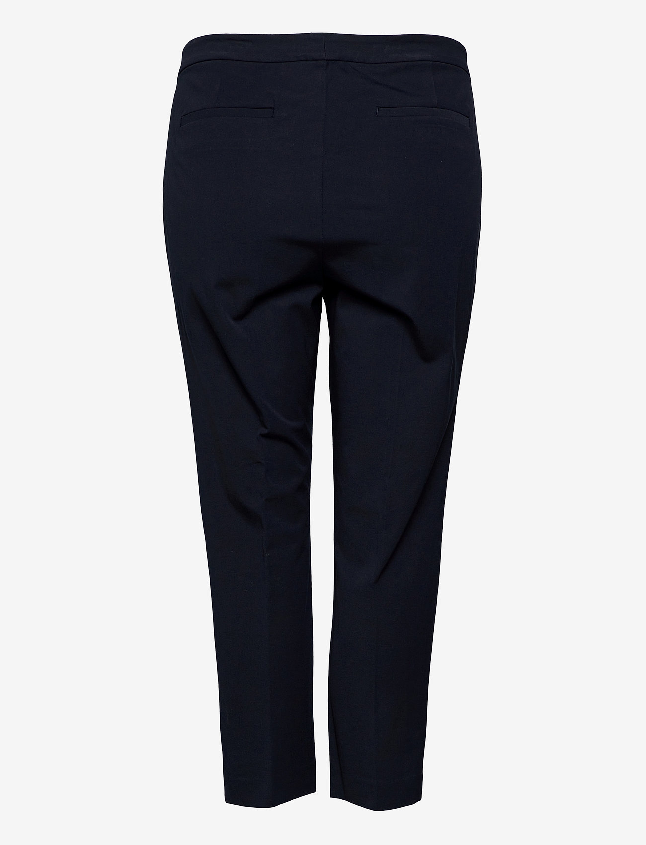 Lauren Women - Cotton Twill Skinny Pant - broeken med skinny fit - lauren navy - 1