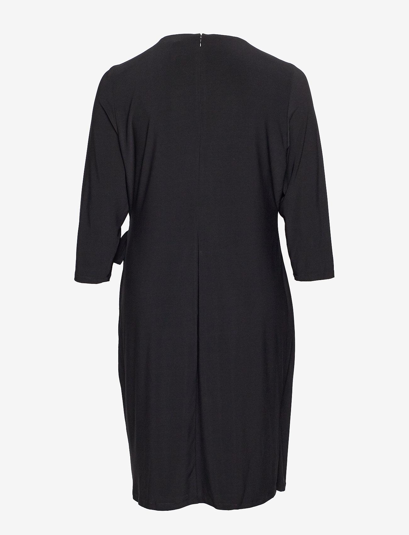 Robbyann-3/4 Sleeve-day Dress (Black/lauren Whit) (1049.40 kr) - Lauren Women