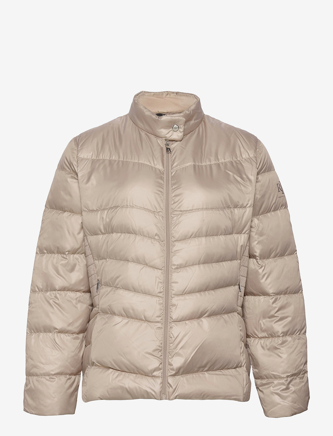 Lauren Women - Down Moto Jacket - forede jakker - luxe chino - 0