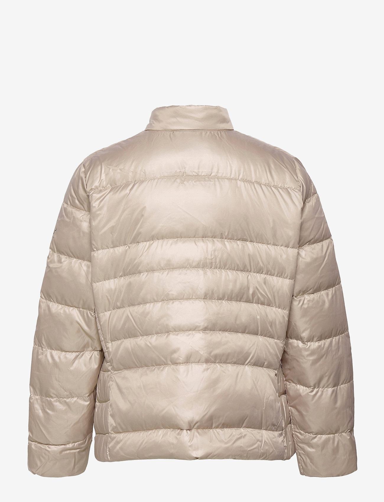 Lauren Women - Down Moto Jacket - forede jakker - luxe chino - 1