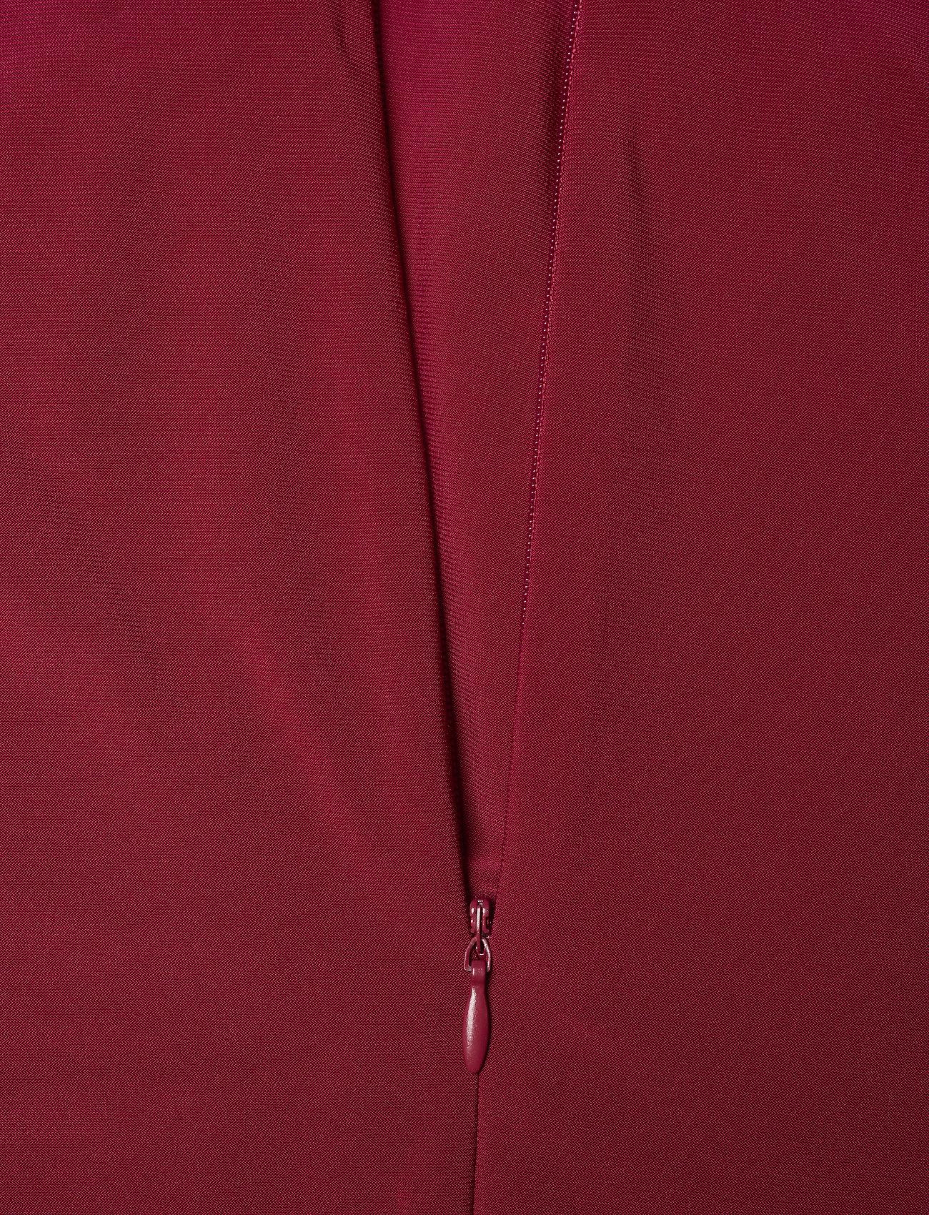 Zanahary-3/4 Sleeve-day Dress (Dark Raspberry) (961.95 kr) - Lauren Women