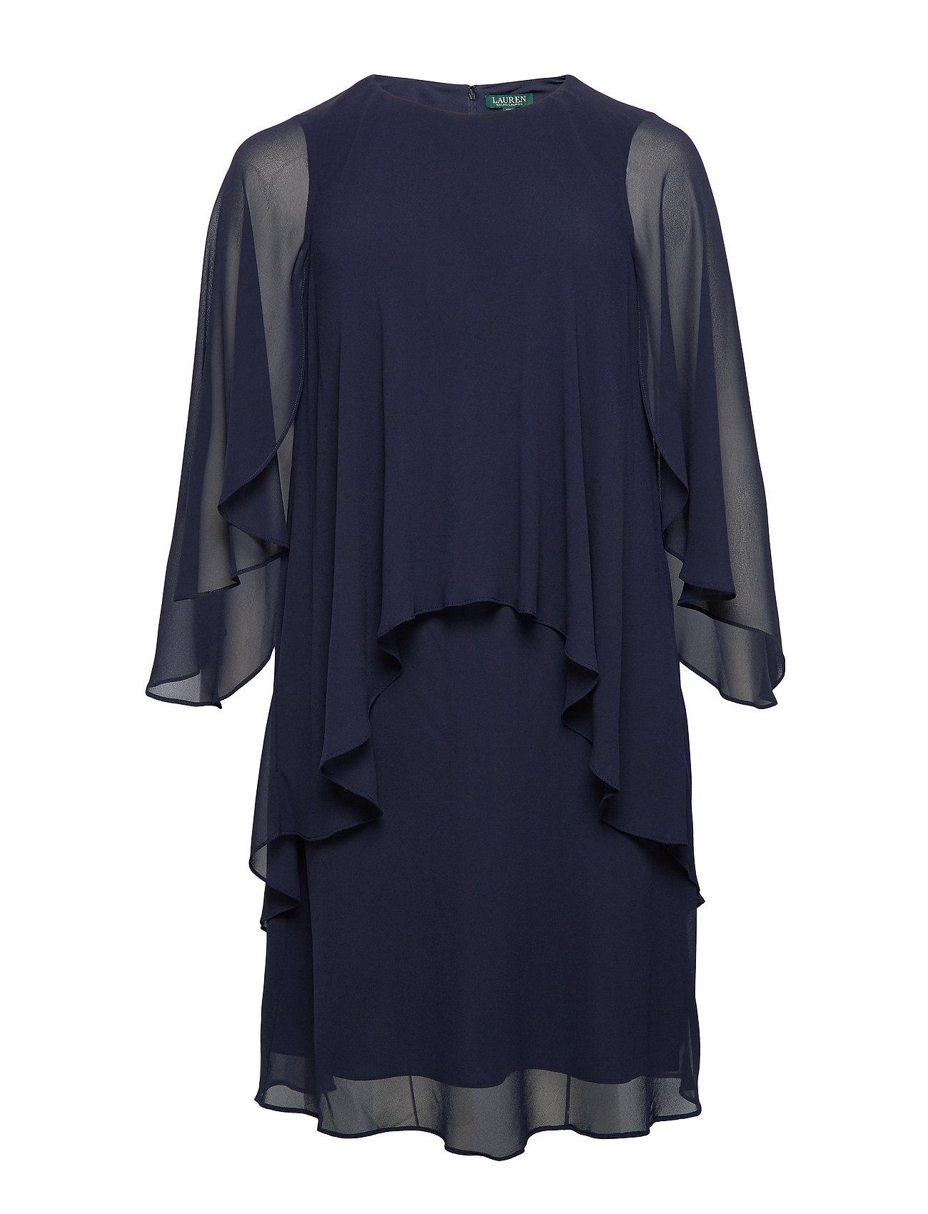 Lauren Women CLASSIC GGT-DRESS - LIGHTHOUSE NAVY