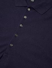 Lauren Women - Stretch Piqué Polo Shirt - poloskjorter - french navy - 2