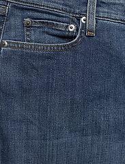 Lauren Women - SPR STR INDIGO DNM-JEAN - straight jeans - ocean blue wash d - 2