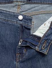 Lauren Women - SPR STR INDIGO DNM-JEAN - straight jeans - ocean blue wash d - 3