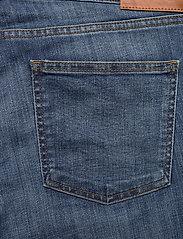 Lauren Women - SPR STR INDIGO DNM-JEAN - straight jeans - ocean blue wash d - 4