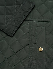 Lauren Women - Quilted Jacket - quiltede jakker - hunter green - 4