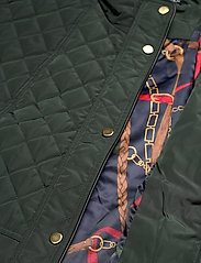 Lauren Women - Quilted Jacket - quiltede jakker - hunter green - 5