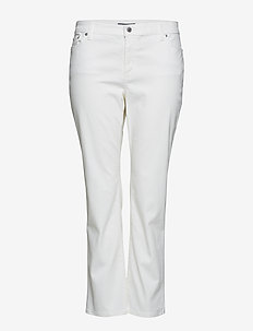 Premier Straight Jean - PERFECT WHITE WAS