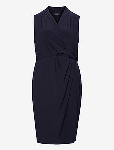 CLASSIC MJ-DRESS - bodycon dresses - lighthouse navy