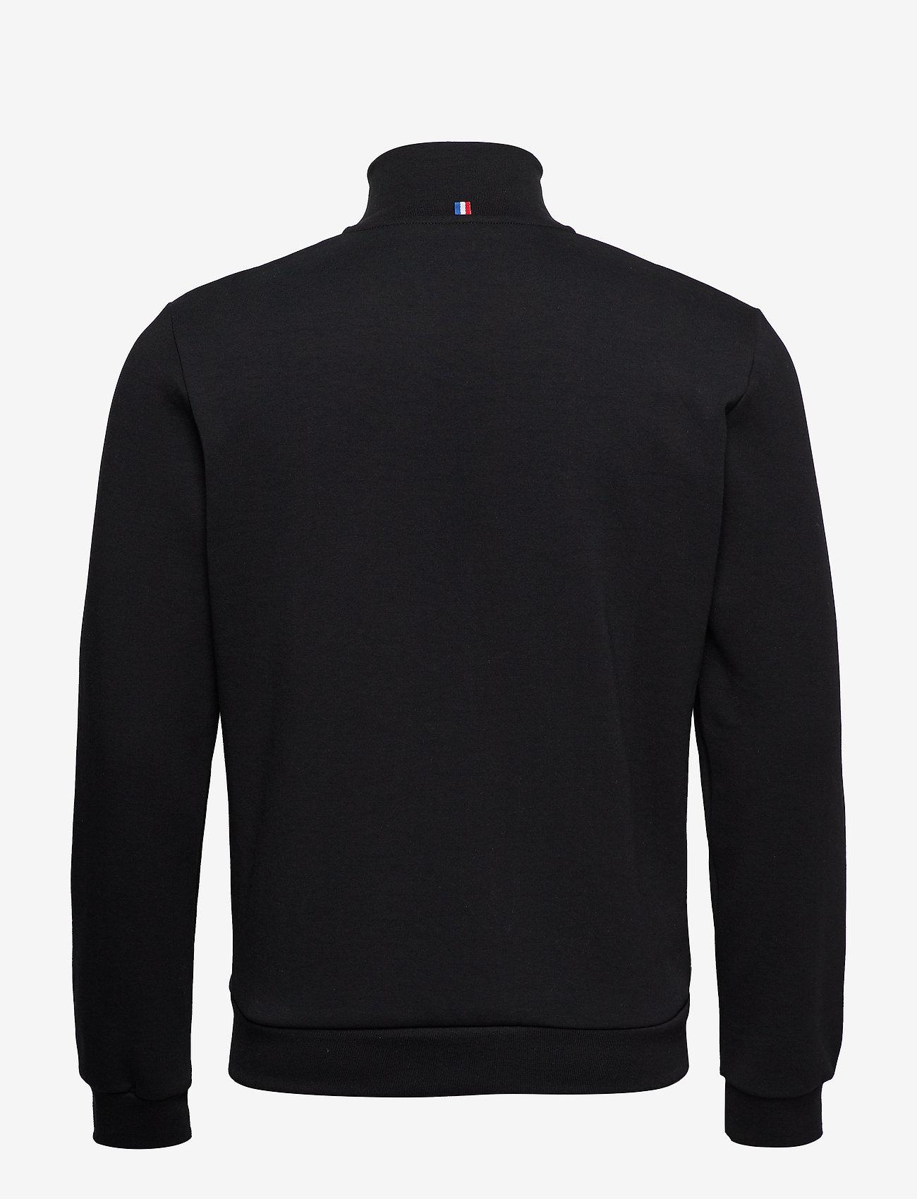 Ess Fz Sweat N°1 M (Black) (799.20 kr) - Le Coq Sportif