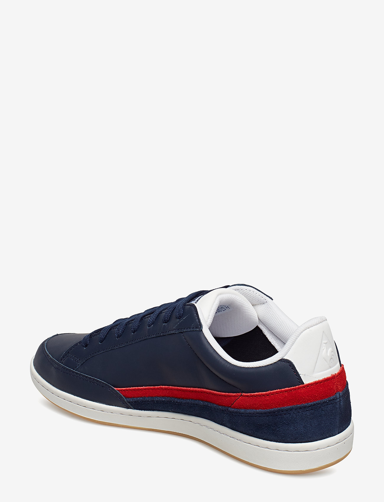 Courtclay Tricolore (Dress Blue/pure Red) - Le Coq Sportif