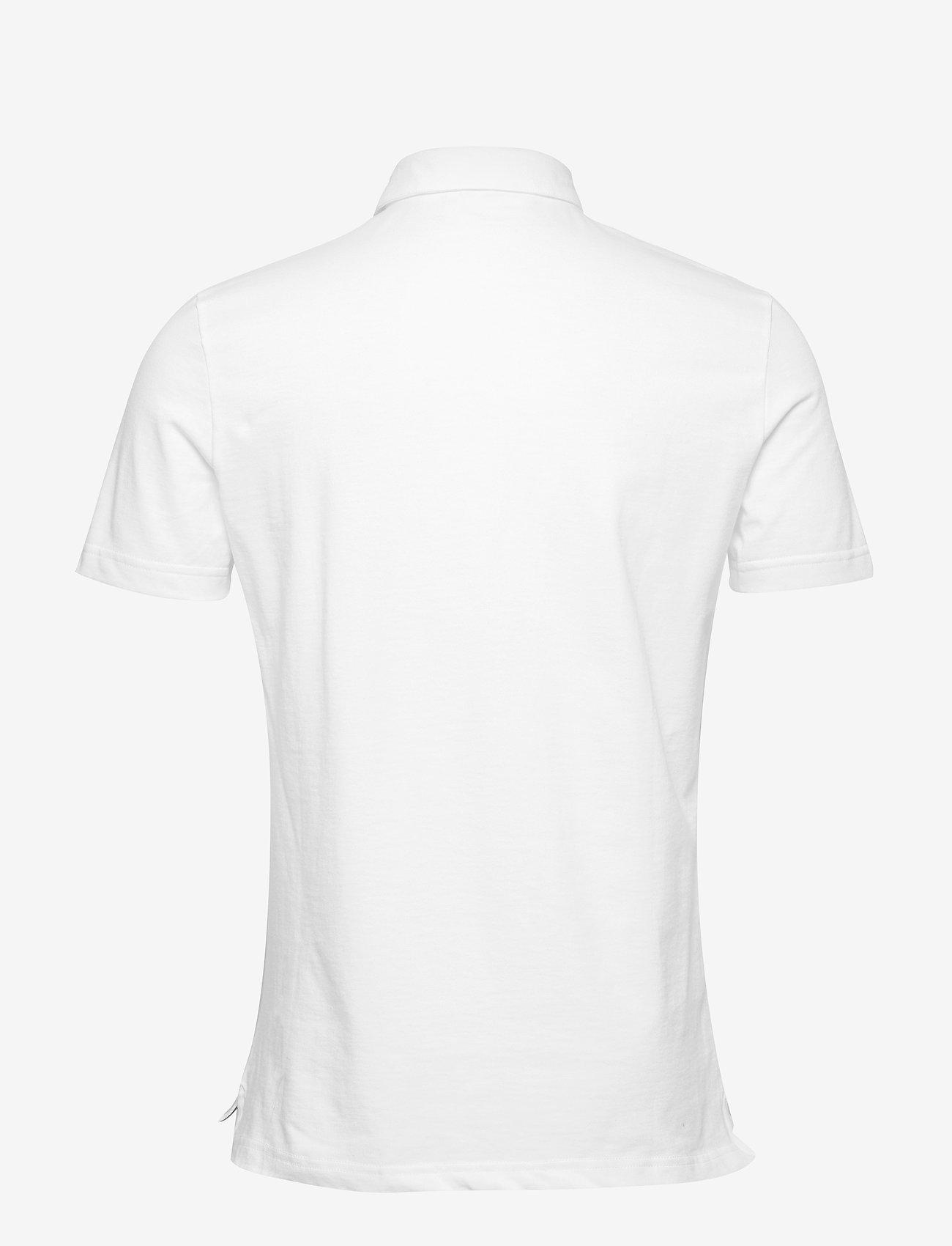 Ess Polo Ss N°1 M (New Optical White) (719.20 kr) - Le Coq Sportif