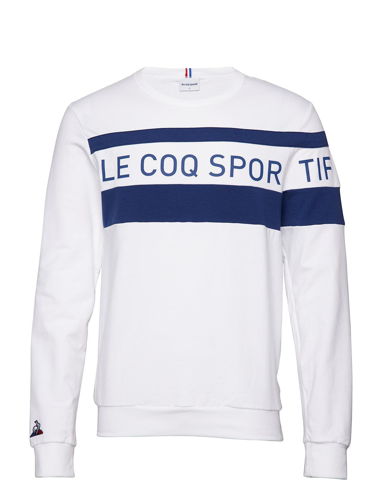 Le Coq Sportif ESS SAISON Crew Sweat N°3 M Ögrönlar