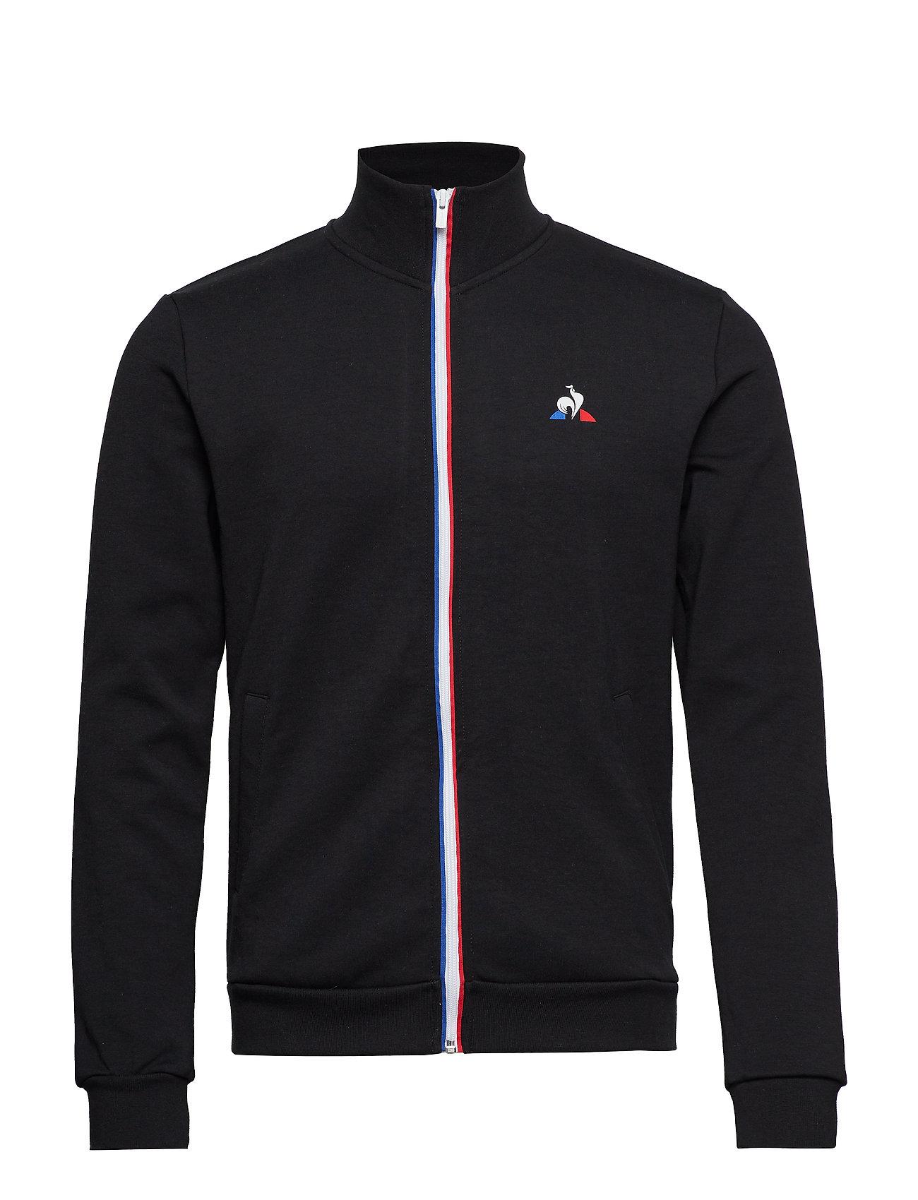 Le Coq Sportif ESS FZ Sweat N°1 M - BLACK