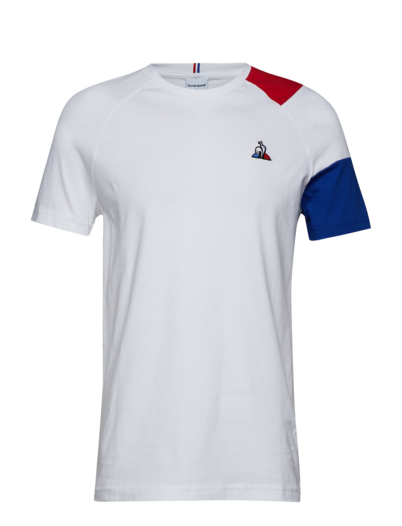 Le Coq Sportif ESS Tee SS N10 M - OPTICAL WHITE