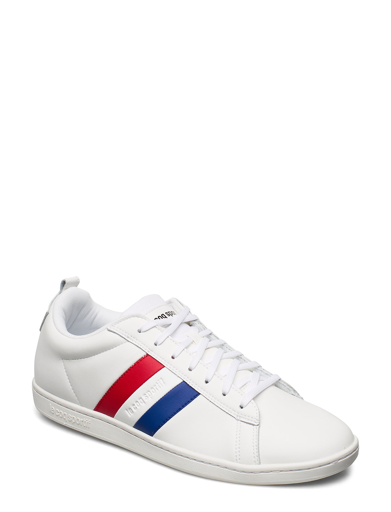 Image of Courtclassic Flag Low-top Sneakers Hvid Le Coq Sportif (3327444393)