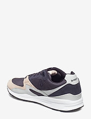 Le Coq Sportif - LCS R800 RETRO - baskets basses - nine iron - 2
