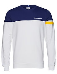 ESS SAISON Crew Sweat N°2 M - N.O.W/BLUE DEPTHS/EMP.YELLOW