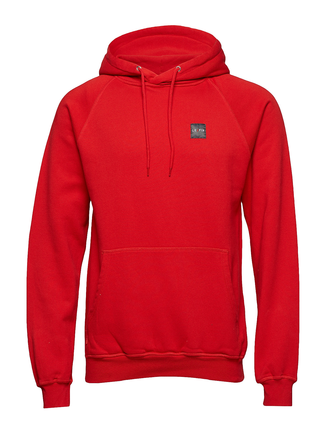 Le-Fix LF Patch Hood - RED