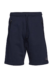 LF Patch Shorts - NAVY
