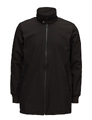 Mac Coat - BLACK