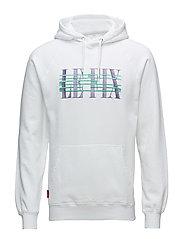 Braided Hood - WHITE