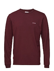 LF Embroidery LS - MAROON
