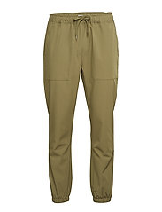 Loose Fit Pants - ARMY