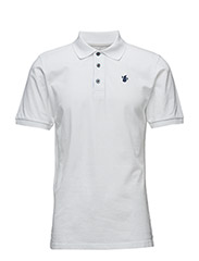 Solid Polo - WHITE