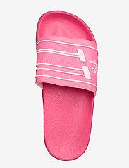 Leaf - Backa - pool sliders - pink - 3