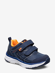 Borre - baskets - navy