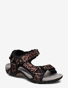 Esbo - sandals - leopard