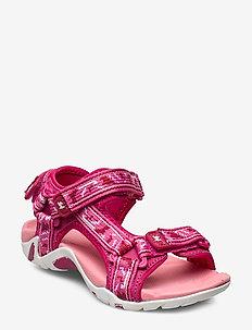 Esbo - sandals - pink