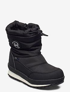 Ilsbo - vinterstøvler - black