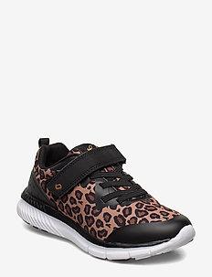Kolima - tenisówki - leopard