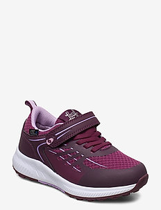 Lagan - low tops - burgundy