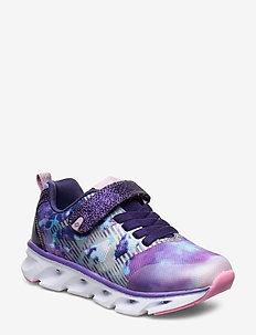 Noret - låga sneakers - lilac