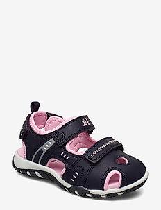Runn - sandals - purple