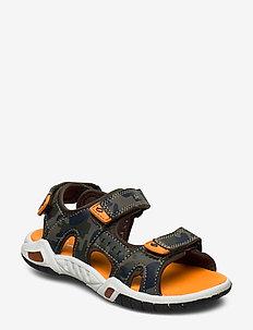 Saimen - sandals - camo