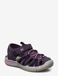 Salo - sandals - dk purple