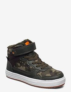 Sandvik - hoog sneakers - camo