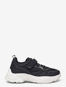 Tuna - lave sneakers - black