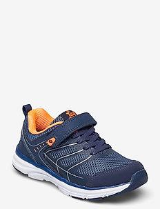 Vejen - låga sneakers - navy