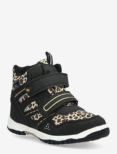 Kasuri - high tops - leopard