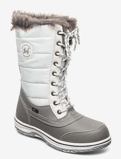 Svalbard - winter boots - white