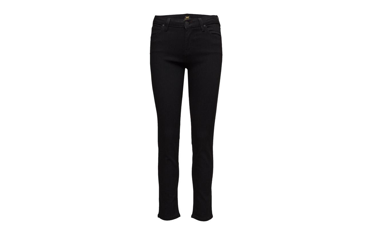 12 Rinse Polyester Viscose Black Lee Jeans Elastane 2 Coton Elly 25 61 CxSf8qw