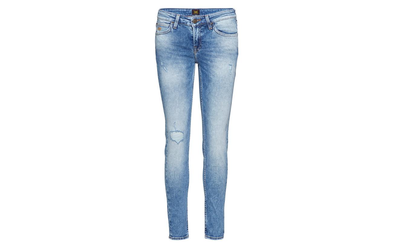 Lee 5 Scarlett Trashed 1 8 Lyocell 90 5 Jeans Dash Elastane Coton rqgf4XrwW